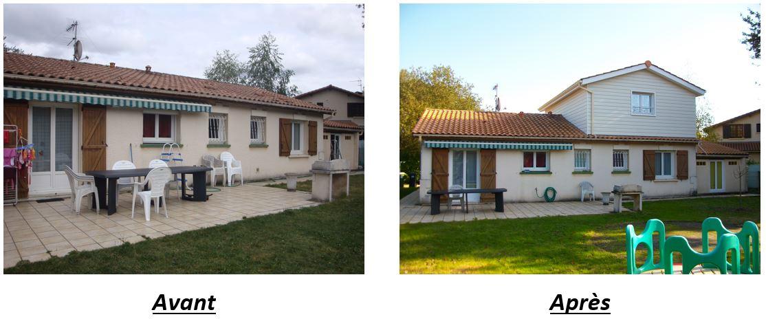 Awesome de maison with de maison en gironde with maison for Acheter une maison en gironde